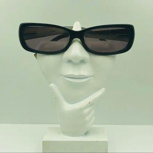 Kenneth Cole Black Oval Sunglasses Frames